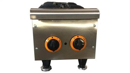 اجاق گاز 2 شعله رومیزی مدل COO2