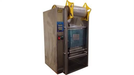 دستگاه سیل رومیزی اتومات 14x18 تک قالب با تزریق گاز