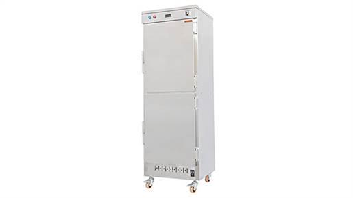 گرمکن غذا بزرگ 100 نفره برقی با کنترل رابط مکانیکی مدل GKP21