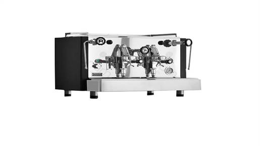 دستگاه اسپرسو ساز صنعتی راکت سری RE S مدل دو گروپ