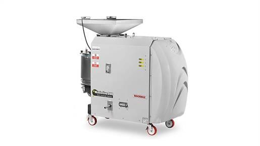 دستگاه روغن گیری صنعتی پرس سرد زیتون مدل 200 کیلوگرم