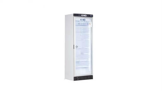 یخچال ویترینی کینو تک درب مدل KF615WL