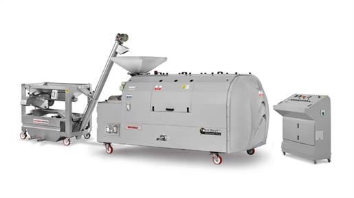 خط تولید روغن کشی زیتون مدل 600 کیلوگرم