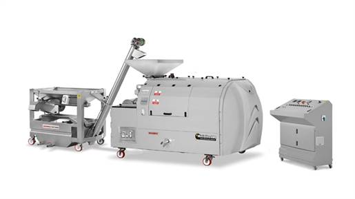 خط تولید روغن کشی زیتون مدل 400 کیلوگرم