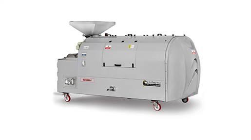 دستگاه روغن گیری صنعتی پرس سرد زیتون مدل 600 کیلوگرم