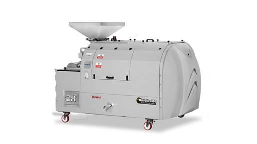 دستگاه روغن گیری صنعتی پرس سرد زیتون مدل 400 کیلوگرم