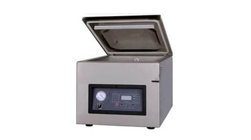دستگاه بسته بندی وکیوم کابینی رومیزی 40 سانت با گاز