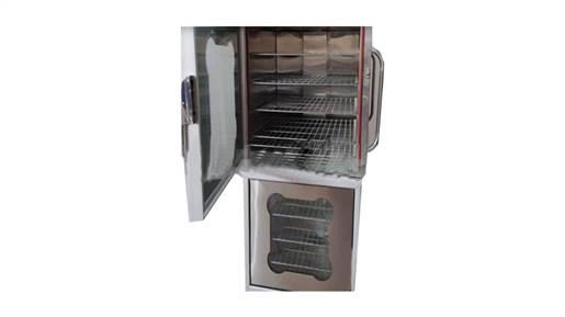دستگاه گرمخانه حمل غذا