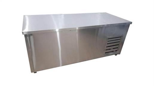 فریزر درب کشویی پایه اجاق گاز 125