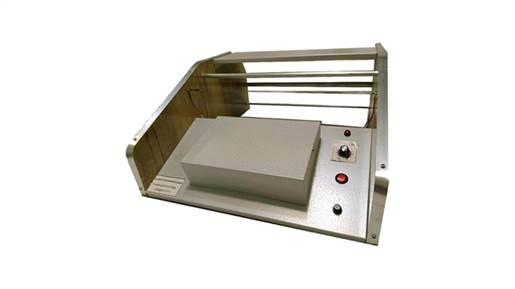 دستگاه سلفون کش تایمر ودرجه حرارت دار