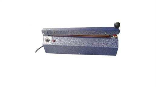 دستگاه تک دوخت عریض پلاستیک با طول دوخت 60 سانتی متر با تایمر