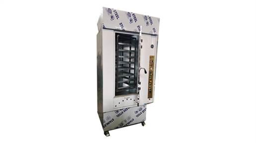 دستگاه فر قنادی 10 سینی گردان مدل دینا