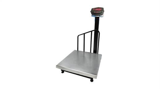 باسکول 150 کیلوگرمی PTS چرخ دار