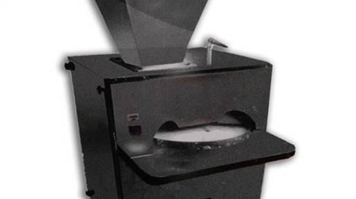 دستگاه چانه گیر سینی دار