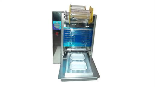 دستگاه سیل اتومات استیل 16x22 دوبل با تزریق گاز