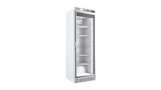 یخچال ویترینی تک درب سری هوشمند کینو مدل KR615WL-1D (داروخانه ای)