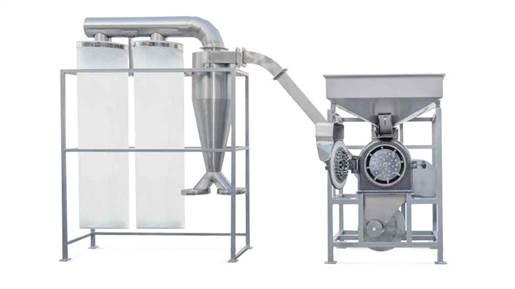 دستگاه آسیاب صنعتی مدل (TS 4800 (PM 40