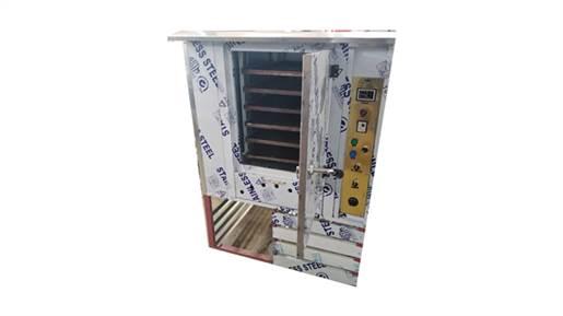 دستگاه فر قنادی 6 دیس کانوکشن پایه دار