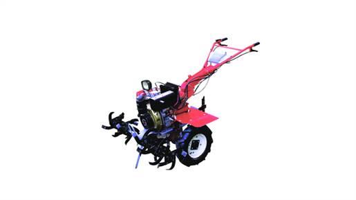 دستگاه کولتیواتور مدل هفت ونیم اسب بخار