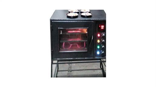 دستگاه فر پیتزا برقی اتوماتیک