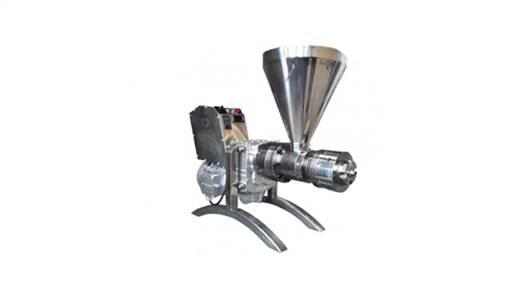 دستگاه روغن کشی CPS500 معمولی