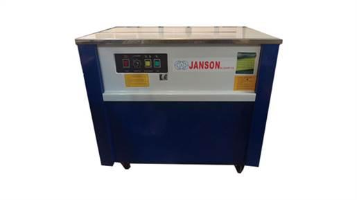 دستگاه تسمه کش میزی نیمه اتوماتیک جانسون اورجینال