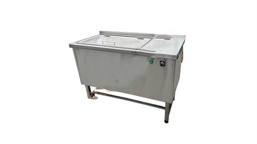 دستگاه سیخ شوی شیر تخلیه دار مدل SS02-B