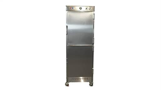 گرمکن غذا بزرگ 200 نفره برقی با کنترل رابط مکانیکی مدل GKP01