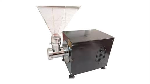 دستگاه کره گیر بادام زمینی مدل d40