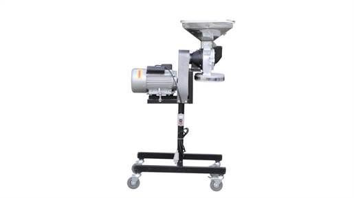 دستگاه آسیاب صنعتی مدل TS 2200