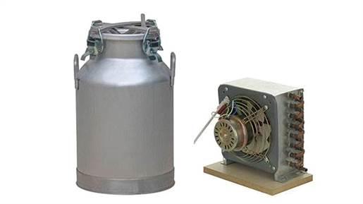 دستگاه تقطیر و دستگاه عرق گیری 200 لیتری چهار چفت با دو کندانسور برقی