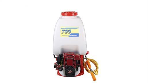 سمپاش پشتی موتوری 25 لیتری AG768