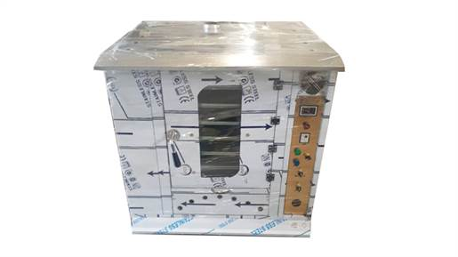 دستگاه فر قنادی 6 دیس کانوکشن رومیزی