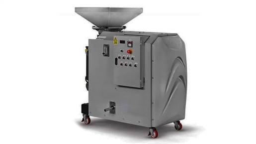 دستگاه روغن گیری صنعتی پرس سرد زیتون سه فاز مدل prof50
