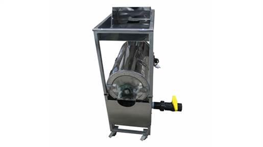 آب گوجه گیر تمام اتوماتیک استیل 250 کیلو مدل 21731