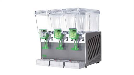 دستگاه شربت سردکن سه مخزن براس مدل 21855