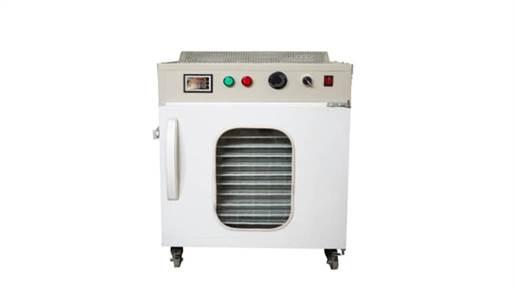 دستگاه میوه خشک کن صنعتی 12 سینی برقی مدل D60e بدون رطوبت سنج