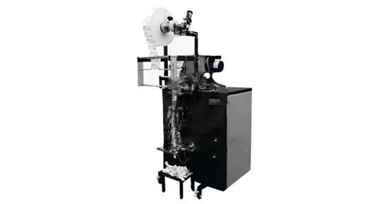 دستگاه ساشه پودری تمام اتوماتیک سه طرف دوخت مدل 21961