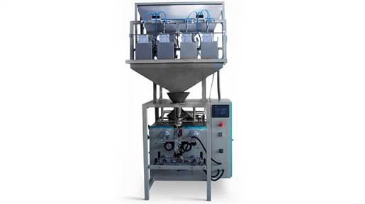 دستگاه بستهبندی چهار توزین مکانیک مدل 22089