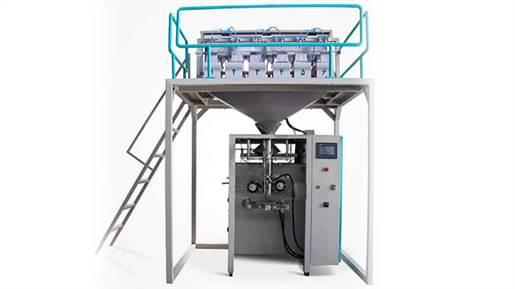 دستگاه بستهبندی شش توزین مکانیک مدل 22091