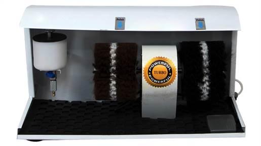 دستگاه براق کننده کفش آپارتمانی شوشاینر تک شیر مدل PH00