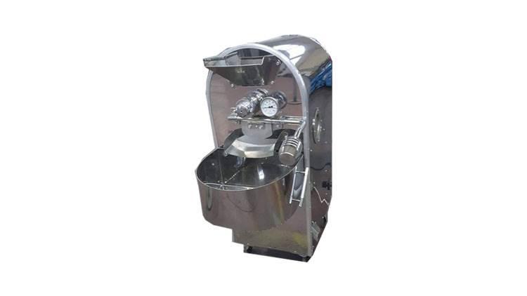دستگاه تفت و شورکن تخمه آفتاب گردان مغازه ای کوچک