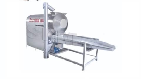 دستگاه تفت و شورکن آجیل SKM-204