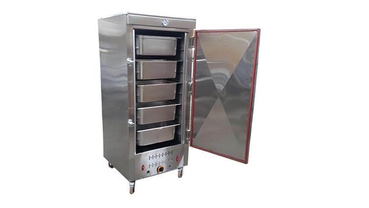 دستگاه بخار پز صنعتی ایستاده برقی مدل GM01