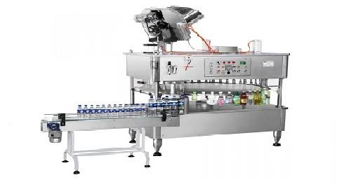 دستگاه تری بلوک آب میوه و مایعات آشامیدنی پت
