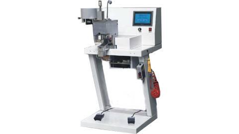 دستگاه نیمه اتوماتیک پدالی پانچ مروارید صنعتی