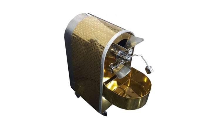 دستگاه تفت و شورکن تخمه آفتاب گردان کوچک مغازه ای