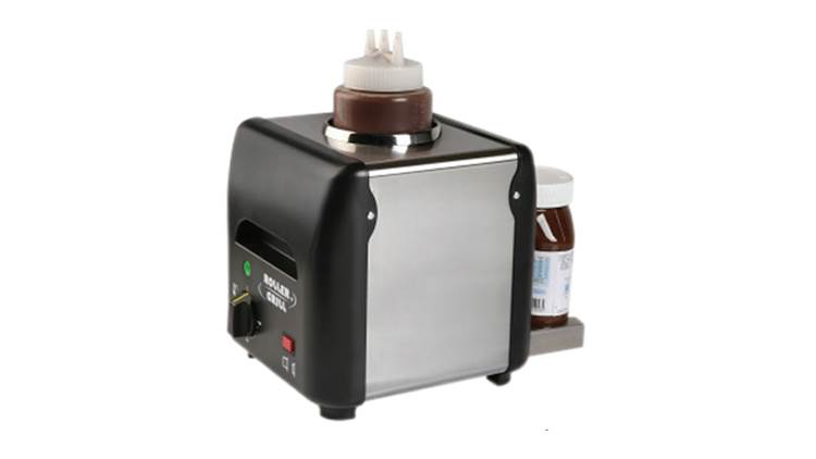 دستگاه شکلات گرم کن رالرگریل مدل WI1