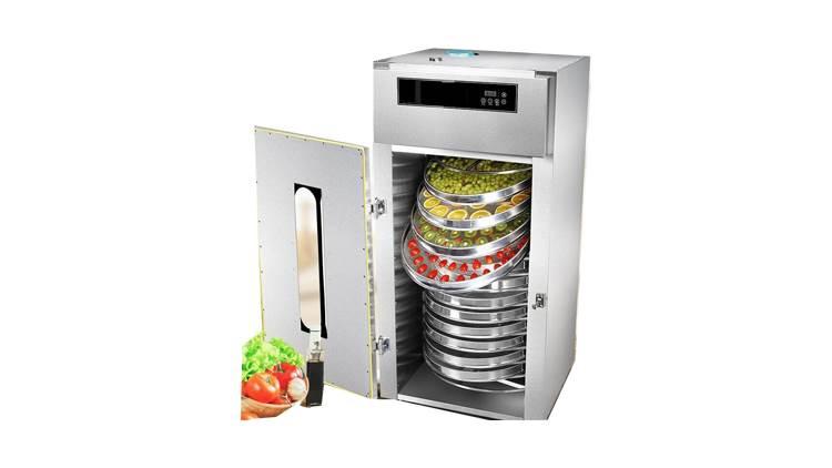 دستگاه خشک کن میوه و سبزی - 10 سینی برقی