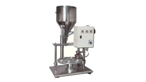 دستگاه پرکن لیوانی مخصوص مایعات رقیق و غلیظ